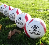 Size 2 football perfect for skills practice for children of any age, young and old.