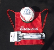 Kiddikicks Kids Football Activity Pack