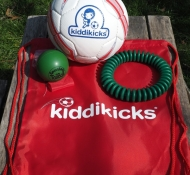 Kiddikicks Toddler Football Activity Pack